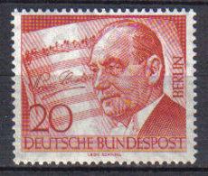 BERLIN Xx  1956   MI 156  - Postfrisch  -  Vedi  Foto ! - [5] Berlin
