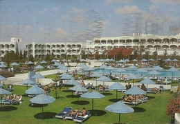 Hammamet (Tunisia) Hotel Club Venus, La Piscina, The Swimmingpool - Tunisia