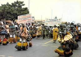 Afrique  TOGO  Le Folklore ADJOGBO  (dance Danse ) (Photo Studio KAP) *PRIX FIXE - Togo