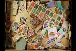 """WORLD - """"ON PAPER"""" ACCUMULATION 1880's - 1960's. A Delightful, Old Time """"on Paper"""" Accumulation, Useful Germany, USA, Bo - Unclassified"""