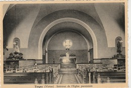 Torgny , ( Rouvroy ,Virton ) , Intérieur De L'église  Paroissiale - Rouvroy