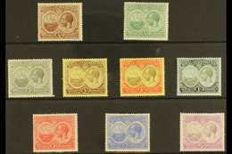 1920 Tercentenary Set, SG 59/67, Very Fine Mint (9 Stamps) For More Images, Please Visit Http://www.sandafayre.com/itemd - Bermudes