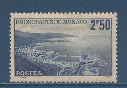 Monaco - YT N° 179A - Neuf Avec Charnière - 1939 à 1941 - Ungebraucht