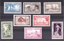 Monaco - 1949 - N° 324 à 313 - Neufs * - Centenaire De La Naissance Du Prince Albert 1er - Unused Stamps