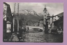 Susa - Ponte Sulla Dora - Gruppo D'Ambin - Italie
