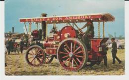 Postcard - Garrett Showman's Tractor No 33987 Built 1920 - Unused Very Good - Postcards