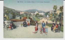 Postcard - Nice - Le Jardin Albert 1st Et Le Casino Municipal - Unused Very Good - Postcards