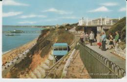 Postcard - Eastcliff Lift, Bournemouth - Unused Very Good - Postcards