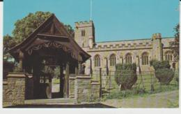 Postcard - Dulverton Church Card No.whs4552 - Unused Very Good - Postcards
