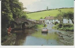 Postcard - Lorna Doone Farm, Malmsmead, Exmoor, Card No.pt6506 - Unused Very Good - Postcards
