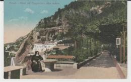 Postcard - Amalli Hotel Dei Cappuccini - Altra Veduts - Unused Very Good - Cartes Postales