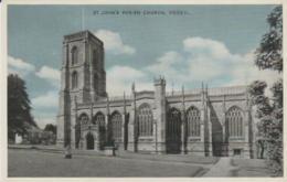 Postcard - St. John's Parish Church, Yeovil, Card No.Y0303 - Unused Very Good - Postcards