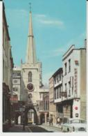 Postcard - St. John's Church And City Gates, Bristol, Card No.pt6429 - Unused Very Good - Postcards
