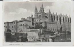 Postcard - Palma De Mellorca La Catedral  C1952 - Unused Very Good - Postcards