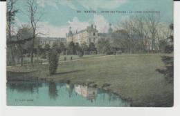 Postcard - Nantes - Jardine Des Plantes - Le Lycee Clemenceau, Dated In Album 1949 - Unused Very Good - Postcards
