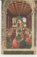 Postcard - Siena - Library Of The Dome - Pinturicchio,Pontiff Eugene 4th - Unused Very Good - Postcards