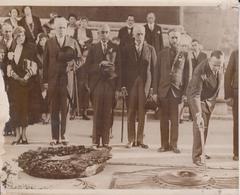 FETE DE L'INDEPENDANCE DAY UNE DELEGATION D'ANCIEN COMBATTANTS AMERICAINS RANI LA FLAMME DU SOUVENIR - Famous People