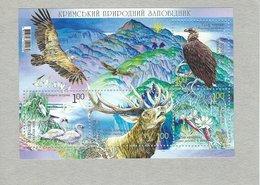 Ukraine - Nature & Fauna. Mic.975-976. Souvenir Sheet. MNH.  H-1467 - Timbres