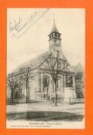 CPA FRANCE 25  ~  MONTBÉLIARD  ~  Temple St-Martin  ( Vve Soudré  1915 ) - Montbéliard