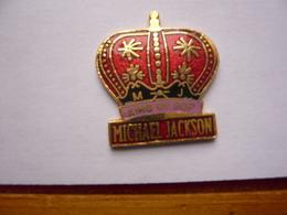 Rare Pin S MICHAEL JACKSON 1992 Triumph International - Musique