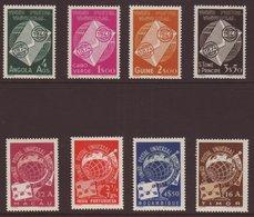 1949 UPU ANNIVERSARY Omnibus Issues Complete For All Of The Colonies, With Angola, Cape Verde, Guinea, St Tome & Princip - Colonies Portugaises Et Dépendances - Non Classés