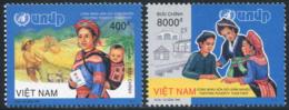 SOUTH VIETNAM 1999  YT N° 1862-1863 **  Mi# 3026-3027 MNH - Vietnam
