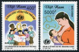 SOUTH VIETNAM 1997  YT N° 1701-1702 **  Mi# 2856-2857 MNH - Vietnam