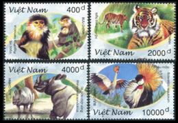 SOUTH VIETNAM 1996  YT N° 1658-1661 **  Mi# 2813-2816 MNH - Vietnam