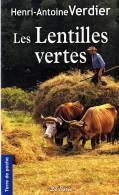 Henri-Antoine Verdier - Les Lentilles Vertes - Terre De Poche  / Éditions De Borée - ( 2006 ) . - Livres, BD, Revues