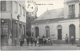 DARNETAL --La Poste - Darnétal