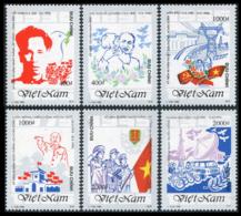 SOUTH VIETNAM 1995  YT N° 1571-1576 **  Mi# 2718-2723 MNH - Vietnam