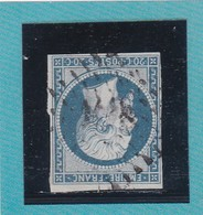 N°14 A    PC 1416   GORZE  /  MOSELLE    - REF 1416  IND 9 - 1853-1860 Napoleon III