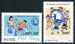 SOUTH VIETNAM 1994  YT N° 1501-1502 **  Mi# 2639-2640 MNH - Vietnam