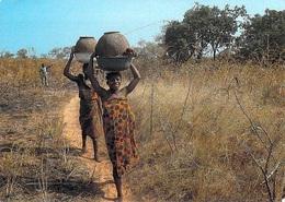 Afrique  TOGO Vendeuses De  Boisson Locale En Route Pour Le Marché ( Photo Komivi SEDZRO ) *PRIX FIXE - Togo