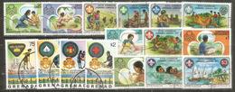 Lot De 16 Timbres Oblitérés De Grenada & Grenadines, Bonne Qualité - Grenade (1974-...)