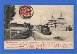 EGYPTE - ALEXANDRIE Station De Fleming, Pionnière - Alexandrie
