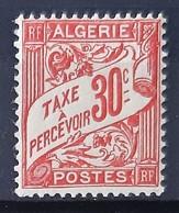 ALGERIE - TAXE - N° 5 - Neuf SANS Charnière ** / MNH - Algeria (1924-1962)