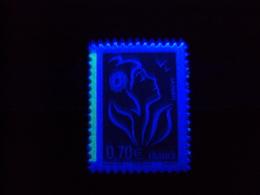 VARIETE: 0,70€ Lamouche 3967 Avec Bande Phosphore A Gauche Au Lieu De Droite - Varieties: 2010-.. Mint/hinged