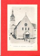 28 LEVES Cpa Animée L ' Eglise     173 Coll ND - Lèves