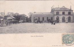 Gare De Rambouillet éditeur A Bourdier - Rambouillet