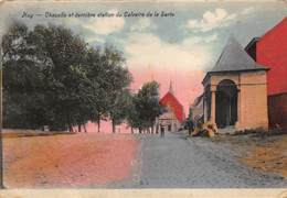 Liege Luik  Huy Hoei   Chapelle Et Dernière Station Du Calvaire De La Sarte      I 5023 - Huy