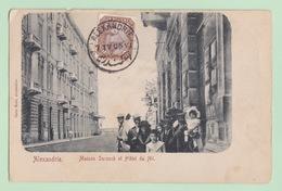 Primi 900 - Alexandrie - Maison Sursock Et Hotel Du Nil - C_704 - Alexandria