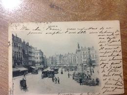 Lille La Grand Place - Non Classés