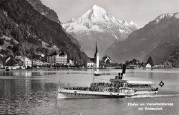 Dampfer Schwyz Vierwaldstättersee - Steamers