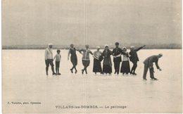 VILLARS LES DOMBES .... LE PATINAGE - Villars-les-Dombes