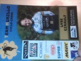 CYCLISME 2018/2019 : CP LYSE GIRAULT TEAM MURILLO - Cyclisme