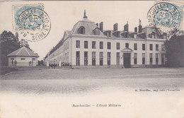 Rambouillet L école Militaire éditeur A Bourdier - Rambouillet