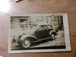Photo Carte Voiture Ancienne - Cartes Postales
