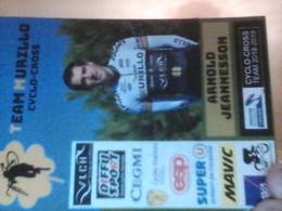 CYCLISME 2018/2019 : CP ARNOLD JEANNESSON  TEAM MURILLO - Cyclisme