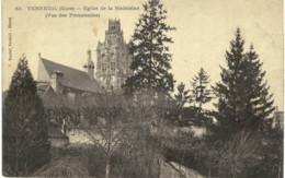 Verneuil  Eglise De La Madeleine - Non Classés